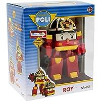 Silverlit 83093 Poli Car Isikli Transformers Robot Figur Roy 1