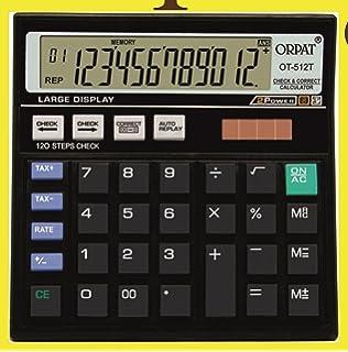 creator oreva calculator 120 steps check 12 digits amazon in