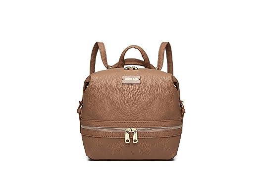 Diana Korr Women's Messenger Bag  Brown  Messenger   Sling Bags