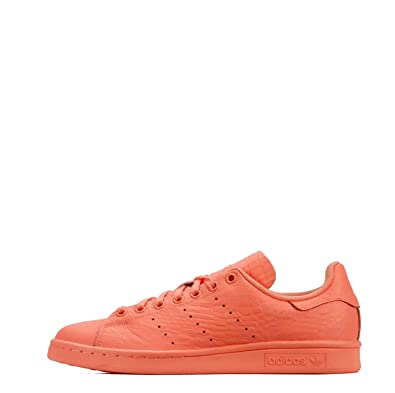 buy popular ec414 67218 adidas Originals Stan Smith W Womens Trainers Sneakers Shoes (US 5.5, Sun  Glow AQ6807