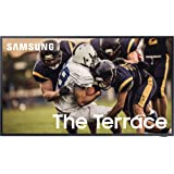 SAMSUNG 55-inch Class QLED The Terrace Outdoor TV - 4K UHD Direct Full Array 16X Quantum HDR 32X Smart TV with Alexa Built-in