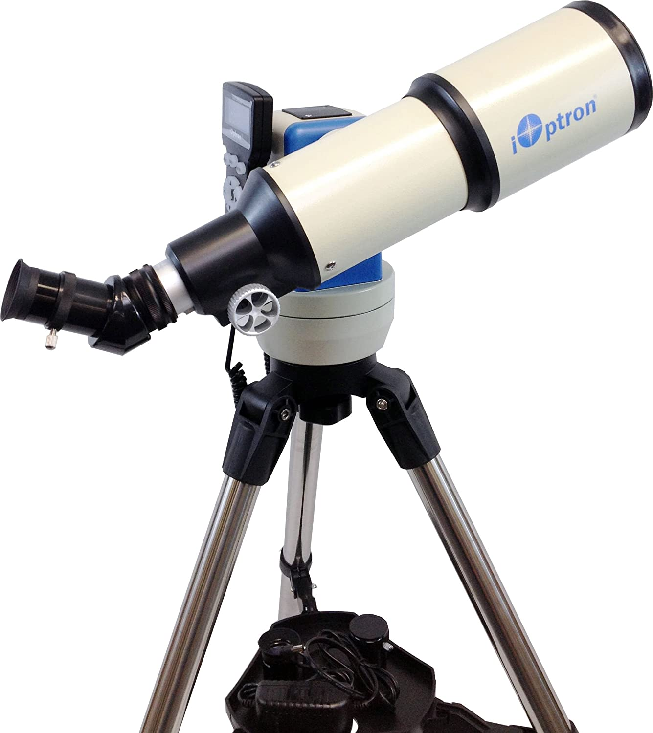 iOptron SmartStar-G-R80 8802R GPS Telescope (Cosmic Orange)