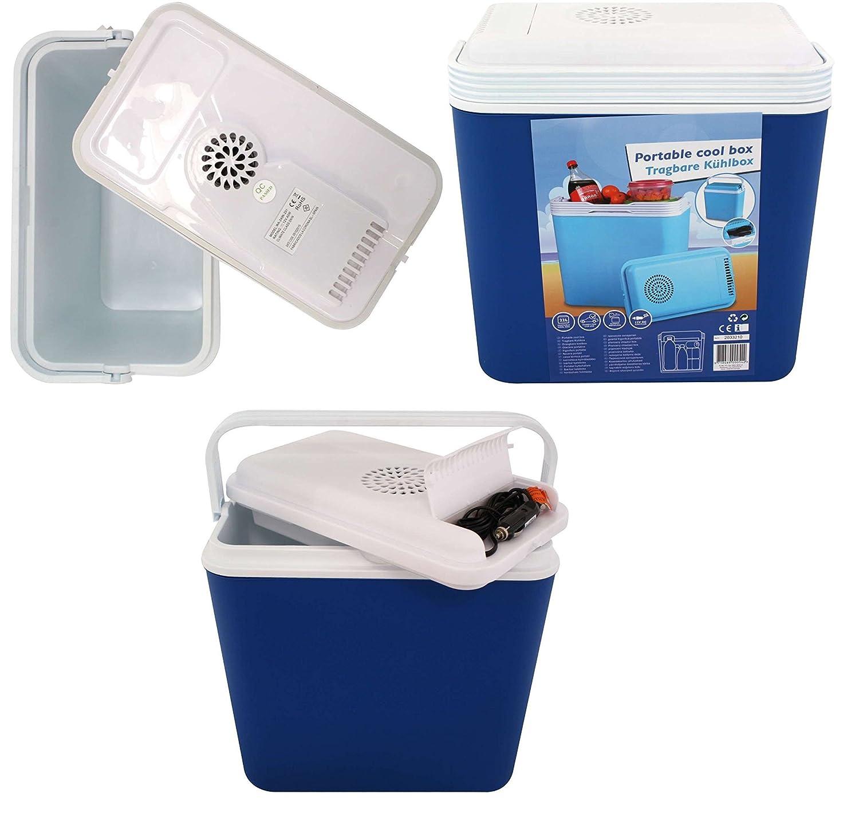 Takestop® Bolsa nevera eléctrica Nevera Nevera portátil Cooler Box ...