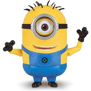 Amazon.com: Despicable Me Minions Dancing Stuart: Toys & Games
