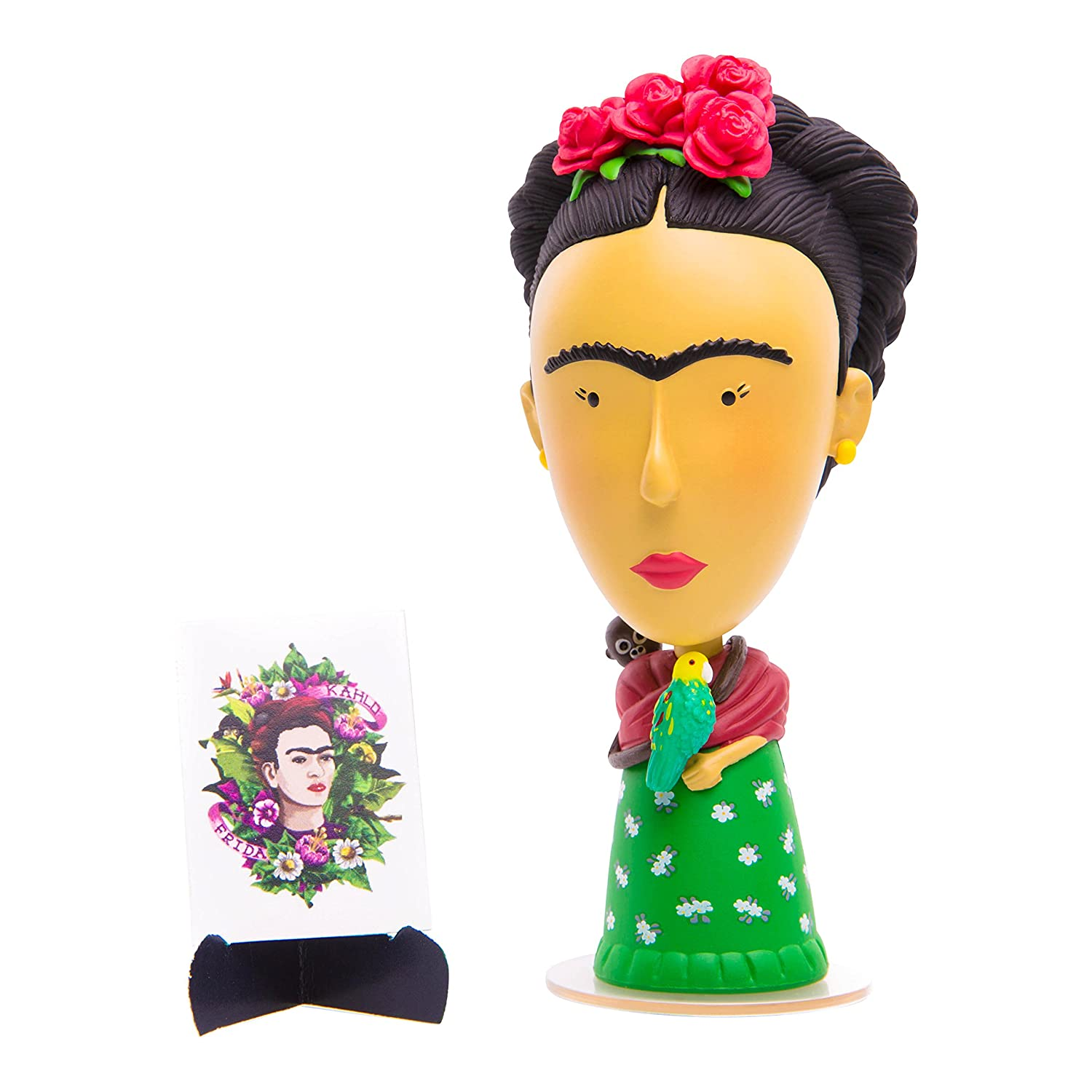 Today is Art Day - Famous Painters and Artists Action Figure Dolls - PVC - 5'H x 3'L x 3'W Inches