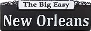 New Orleans The Big Easy French Quarter Street Sign Souvenir Refrigerator Magnet