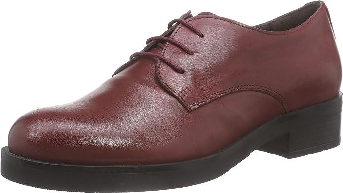 Virus 26050 - Zapatos con Cordones de Cuero Mujer, Color Beige, Talla 41: Amazon.es: Zapatos y complementos
