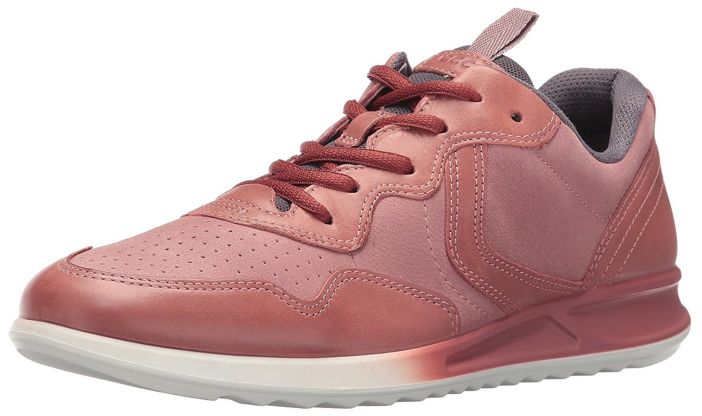 ECCO Women's Women's Genna Fashion Sneaker B01ELFYHP8 39 EU/8-8.5 M US|Petal/Petal/Titanium