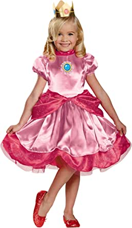 Disguise Toddler Princess Peach Costume