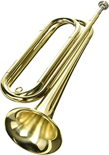 Regiment Regulation Bugle w/Bag Band-4500