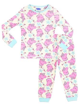 159b7d15f Amazon.com  Peppa Pig Girls Pajamas  Clothing