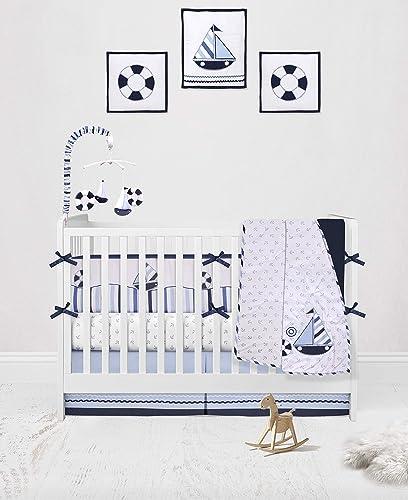 Bacati Convertible Crib