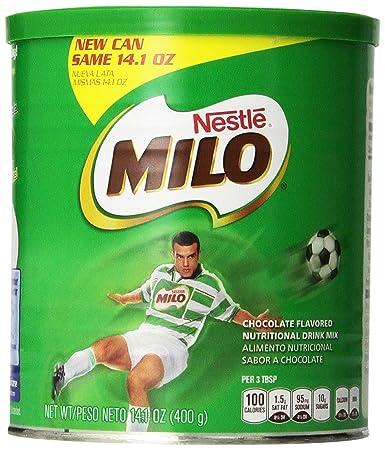 health benefits of drinking milo