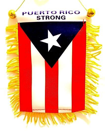 Boricua Designs 4 Us By Puerto Rico FlagPuerto Fuerte