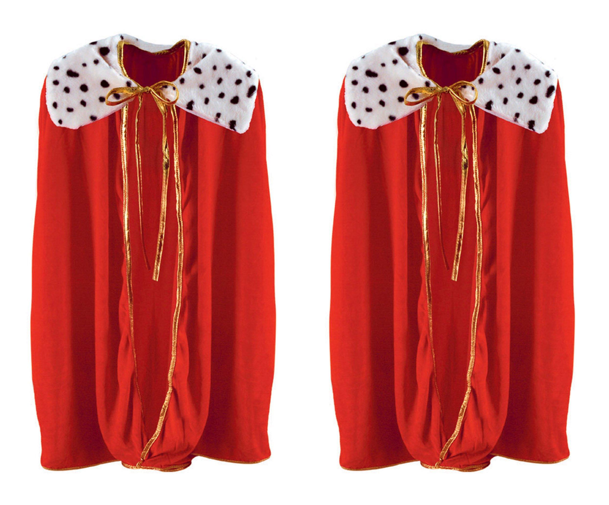 Beistle S60254AZ2 Child Sized Robe, Red/Black/White by Beistle (Image #1)