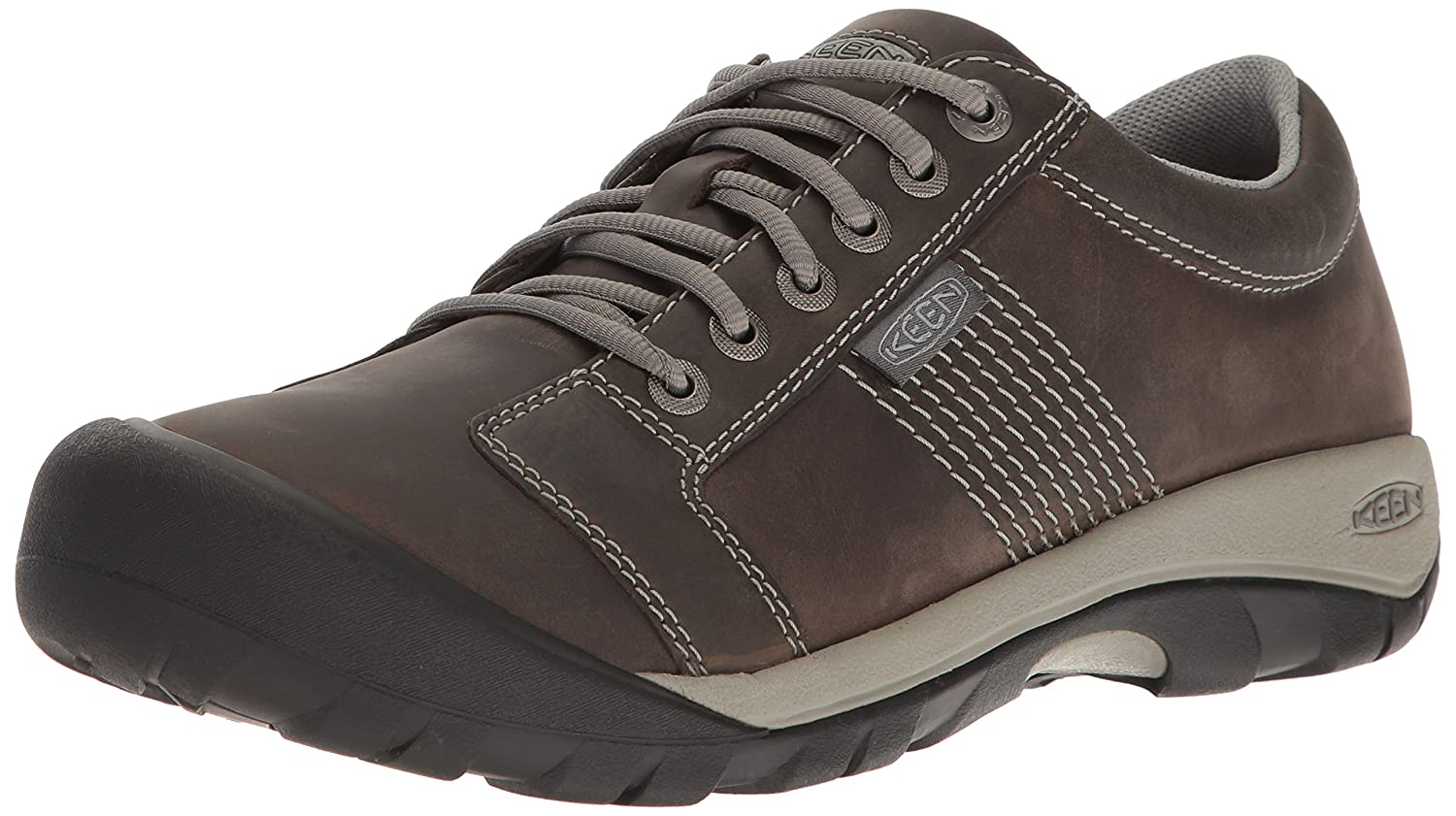 KEEN Men's Austin Shoe B01H8H52L4 16 D(M) US|Gargoyle/Neutral Gray