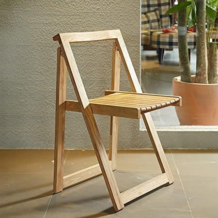 folding chair foldable chair Wood Folding Chairs Modern Minimalist Creative Wood Oak Dining Chair Leisure Office : foldable chair - Cheerinfomania.Com