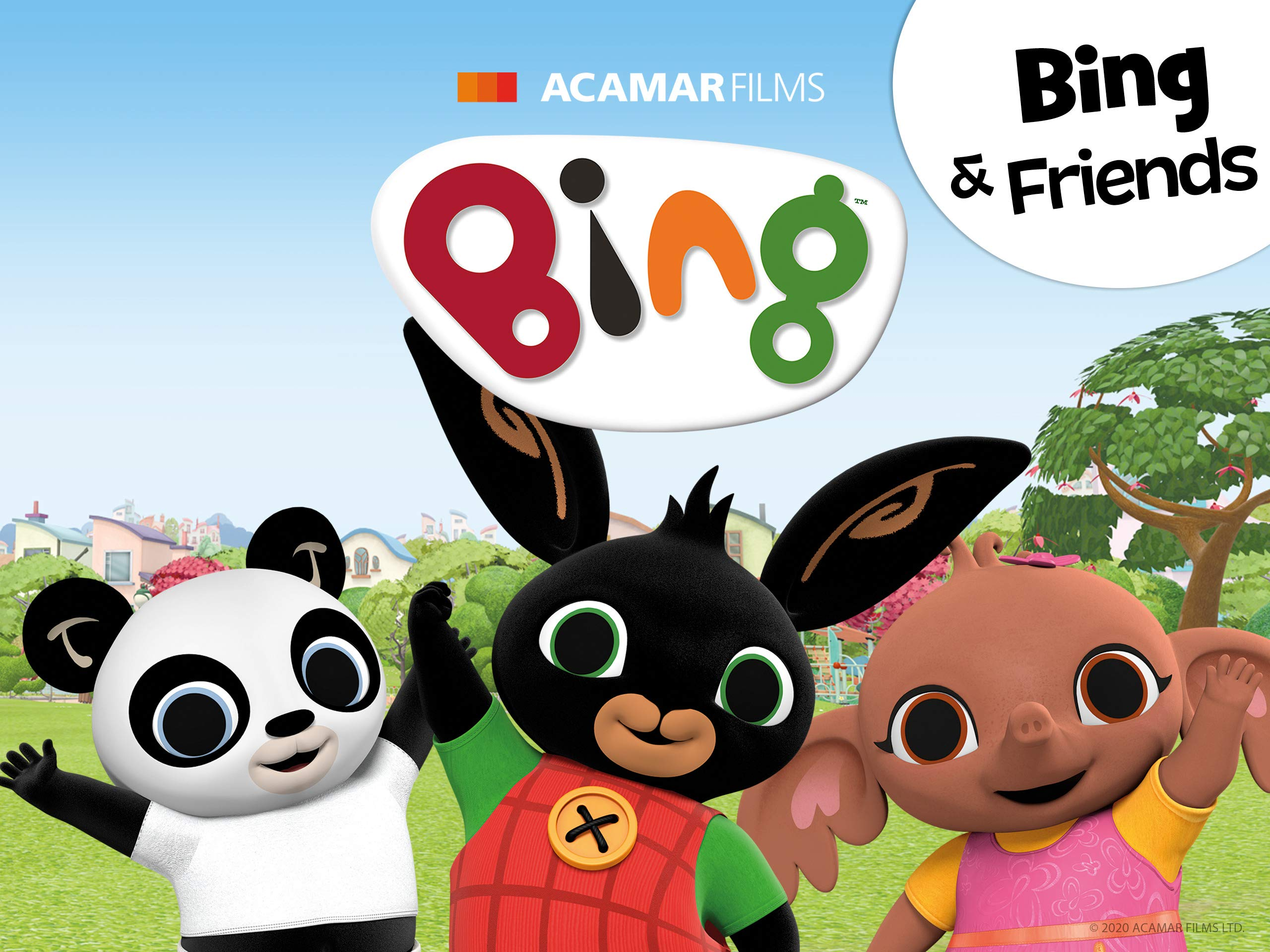 Bing & Friends on Amazon Prime Video UK