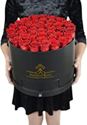 Real Roses That Last up to 1year| Roses with Longevity| Premium Roses| Forever Flowers