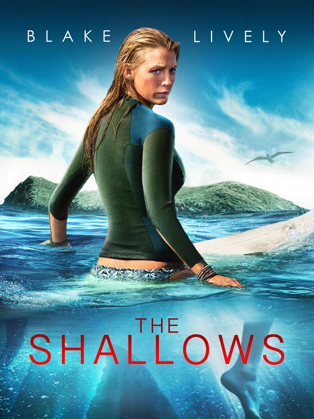 The Shallows (4K UHD) on Amazon Prime Video UK