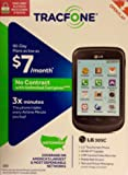 Tracfone LG 305C Phone