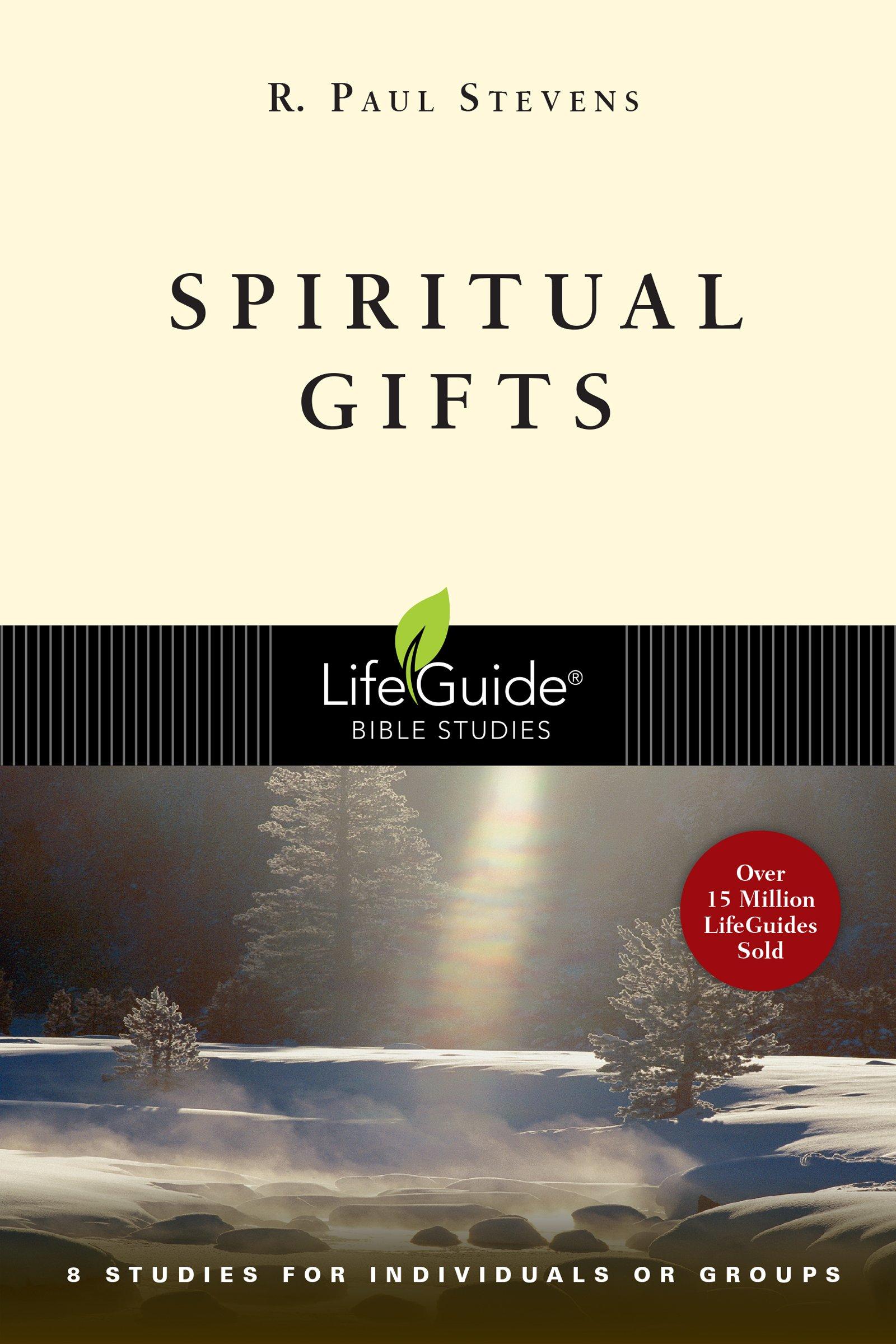 Spiritual Gifts Lifeguide Bible Studies product image
