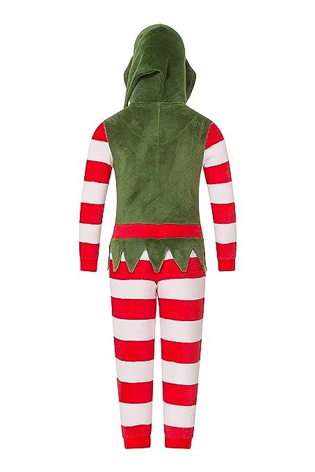 Martildo Fashion, Damas Lujosas Novedad 3D Vestido Elegante Tema de Navidad Traje Mono, Elf, EU 40-42: Amazon.es: Ropa y accesorios