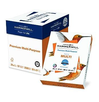 amazon co jp hammermill ham105810 copy paper 44 8 5 in x 11 in
