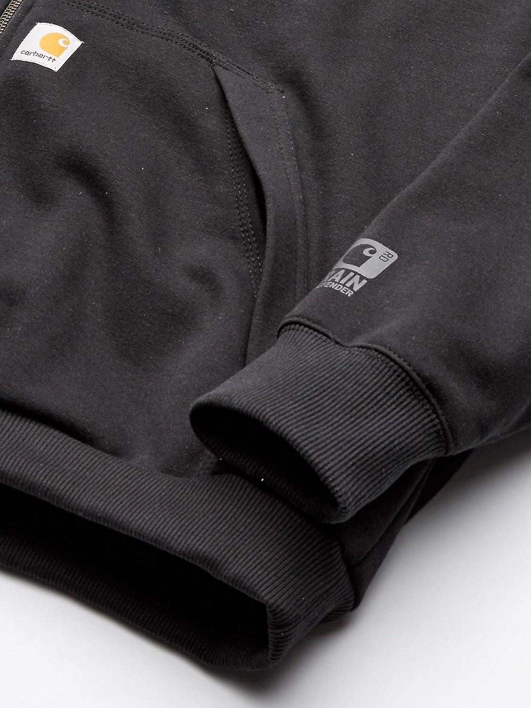 Carhartt Mens Big /& Tall Rd Rockland Sherpa Lined Hooded Sweatshirt Hooded Sweatshirt