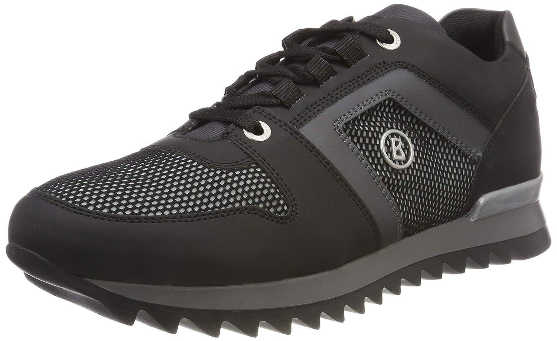 Bogner Seattle 2i, Zapatillas para Hombre 44 EU|Multicolor (Black/Grey 20)