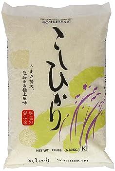 Shirakiku Japanese-style Sushi Rice