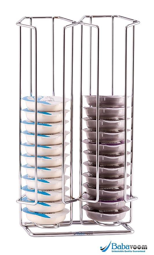 Dispensador de cápsulas tassimo, 34 cápsulas |Garantía Babavoom: Amazon.es: Hogar