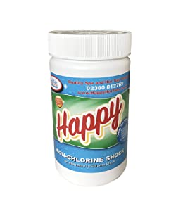 Happy Hot Tubs Quality Non Chlorine Shock 1kg