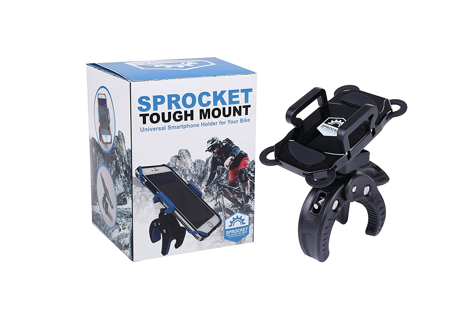 Amazon bike phone mount motorcycle phone holder full rotate amazon bike phone mount motorcycle phone holder full rotate tilt and lock fits iphone 7 7 plus 6 6 plus galaxy s8 s8 plus available colors blue magicingreecefo Gallery