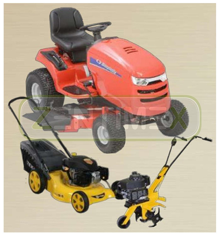 antifricción aceite SAE 30 dispositivos Jardín Jardín frähen Tractor Cortacésped o pequeñas Tractores suelo limpiador limpieza Máquina eléctrica del suelo ...