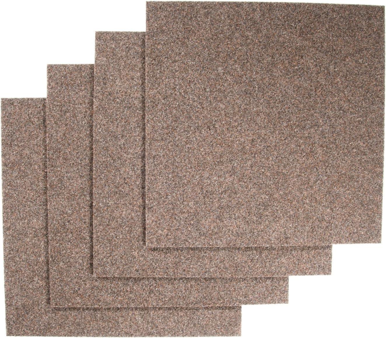 Floori Teppichfliesen Jazz Set Beige 2,5kg//m/², antistatisch, bitum Premiumklasse