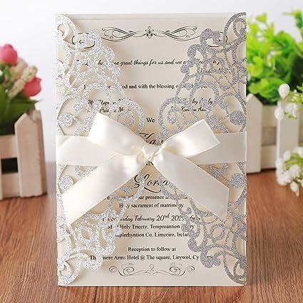 Hosmsua Hochzeit EinladungsKarten