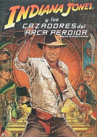 4e925ddc75a64 Amazon.com  Indiana Jones La Coleccion Completa Edicion En Espanol Region  4  Harrison Ford  Movies   TV