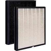 Future Way Smokestop True HEPA Filter Replacement for Blueair Classic 200/300 Series, 203, 270E, 2 Packs Plarticle…