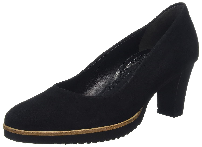 TALLA 40.5 EU. Gabor Shoes Comfort Fashion, Zapatos de Tacón para Mujer