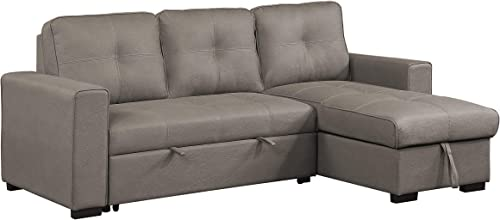 Lexicon Benton Reversible Sofa Sleeper