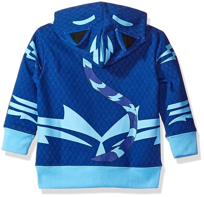 PJ Masks Cat Boy Toddler Hooded Fancy dress costume Sweatshirt 4T: Amazon.es: Ropa y accesorios