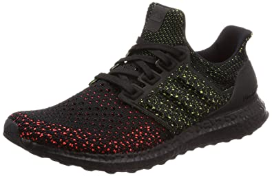 the latest 15e6f 72fd6 adidas Ultra Boost Clima Mens Running Shoes - Black-7.5
