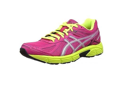 ASICS Patriot 7 - Zapatillas de deporte para mujer, color rosa, talla 36: Amazon.es: Zapatos y complementos