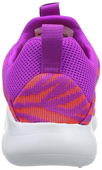 Nike W Kaishi 2.0 Kjcrd Print, Zapatillas de Deporte para Mujer, Morado (Hypr Violet/Hypr Vlt-Ttl Crmsn), 38 EU