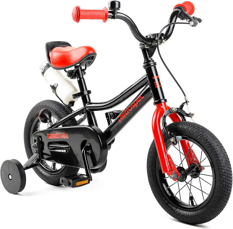 Retrospec Koda Kids Bike with Training Wheels for Boys Girls, 12 , 16 20
