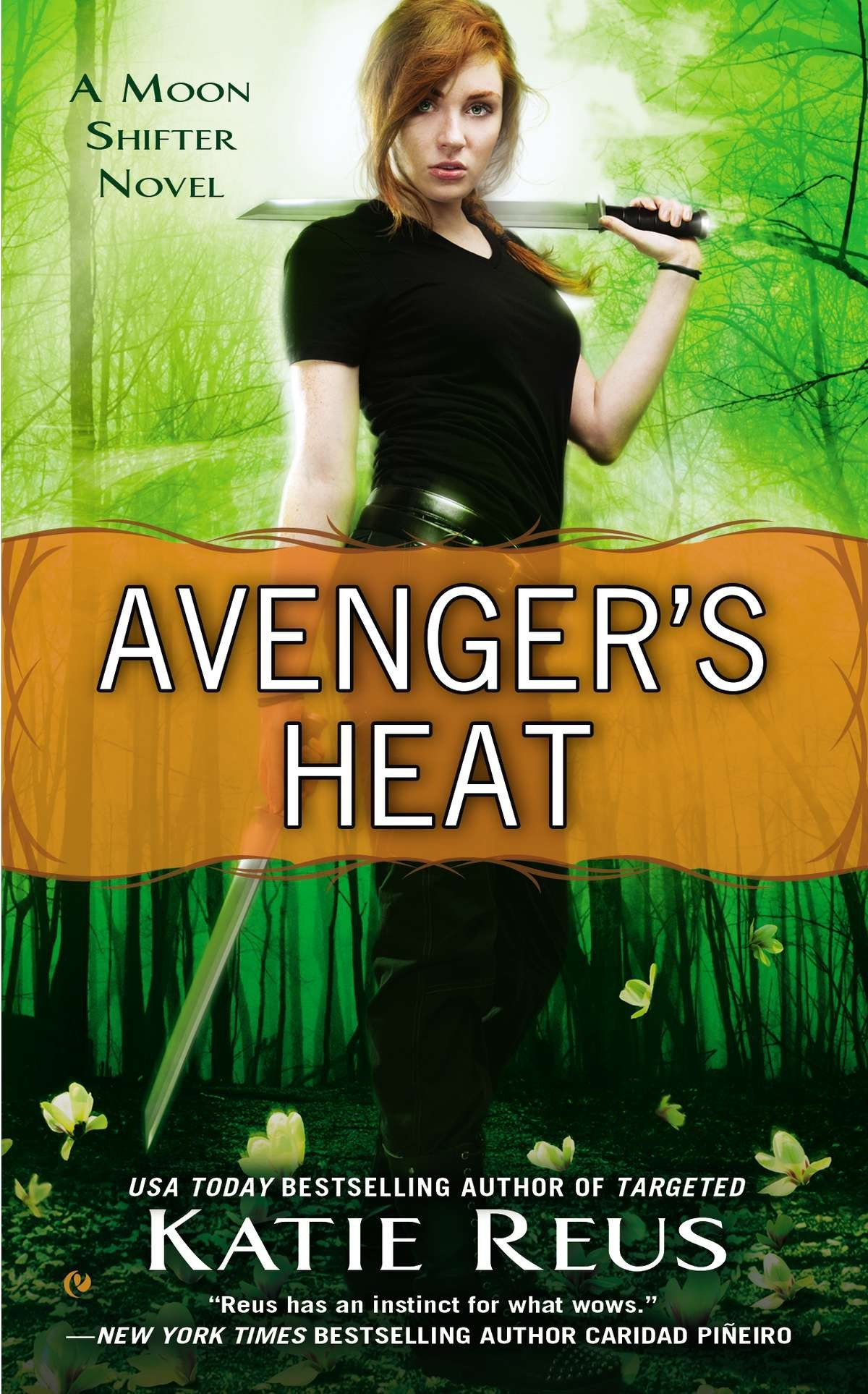 Download Avenger's Heat (Moon Shifter Series) PDF