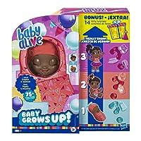 Baby Alive Baby Grows up Bonus Pack, 14 Bonus Party Surprises - Sweet
