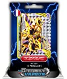 TRIOXHYDRE TURBO 87/114 190PV XY11 OFFENSIVE VAPEUR - Booster de 10 cartes Pokemon francaises my-booster