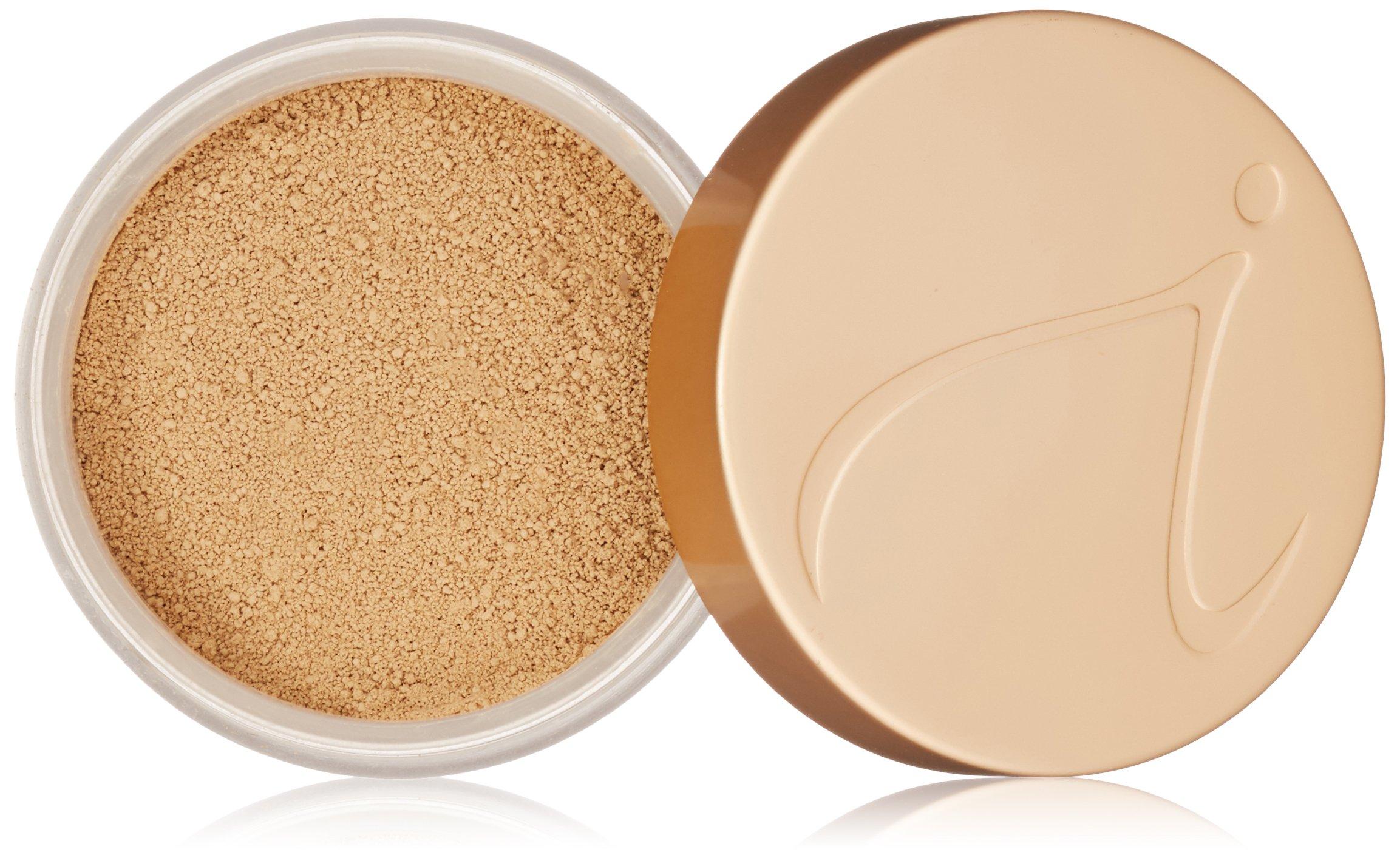 jane iredale Amazing Base Loose Mineral Powder, Golden Glow, 0.37 oz.